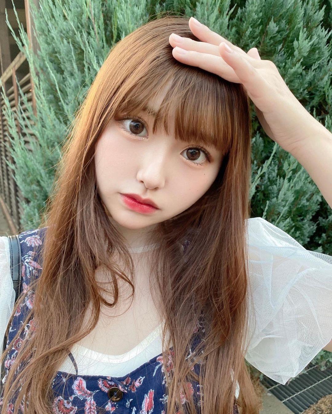 2000年出生 20岁甜美樱花妹五城せのん个子娇小却有曲线 美女动图 第9张