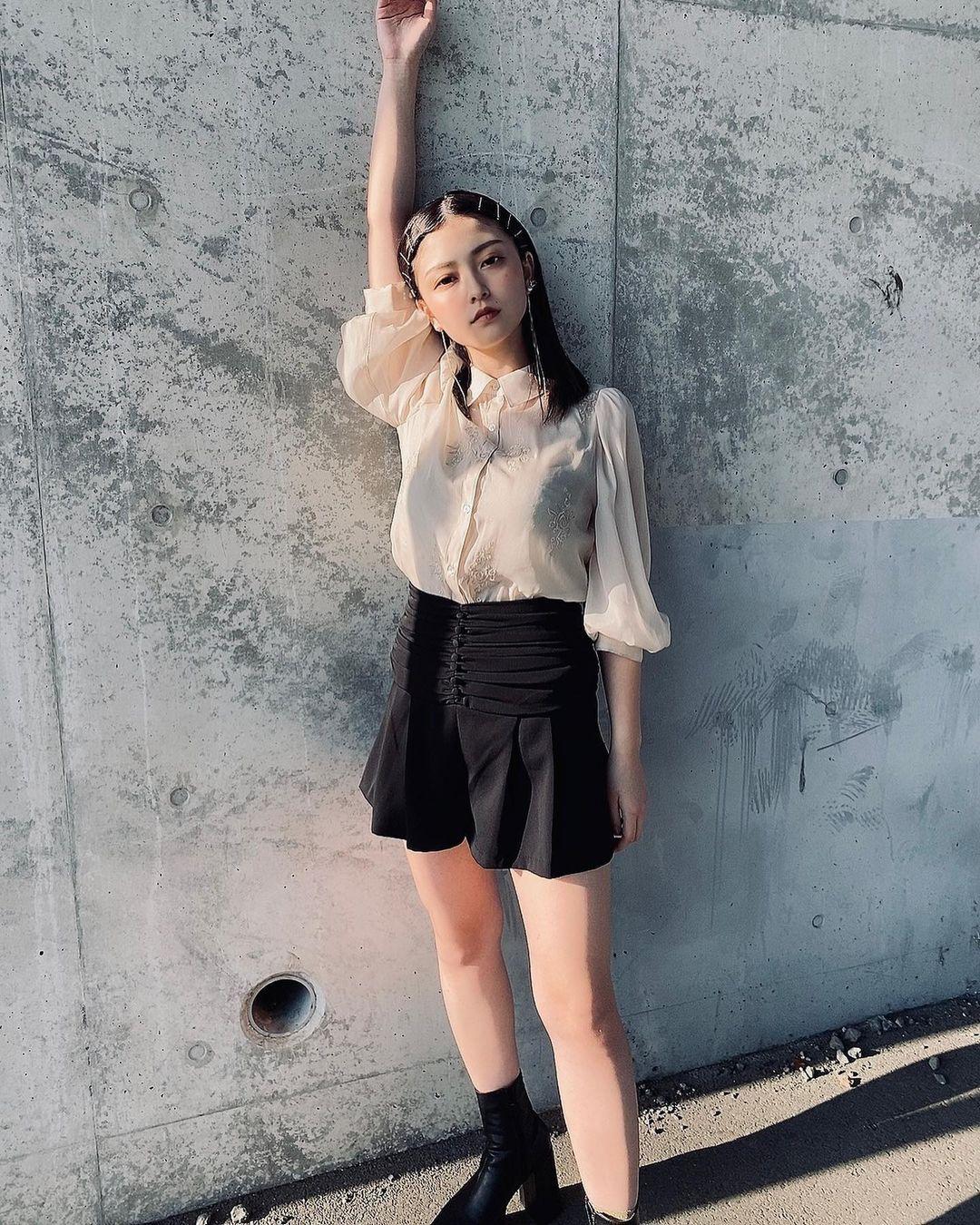 今年刚高中毕业 18 岁美少女樱井音乃身材整个无敌 网络美女 第22张