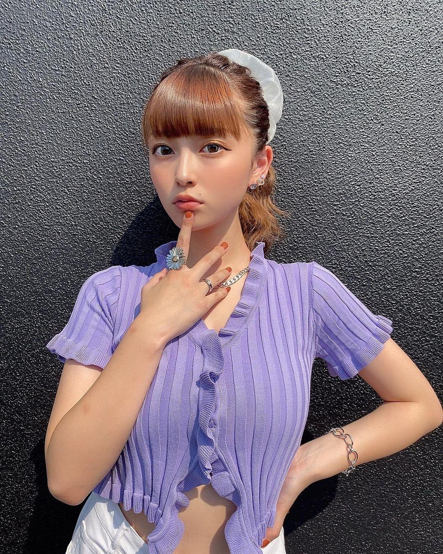 今年刚高中毕业 18 岁美少女樱井音乃身材整个无敌 网络美女 第27张