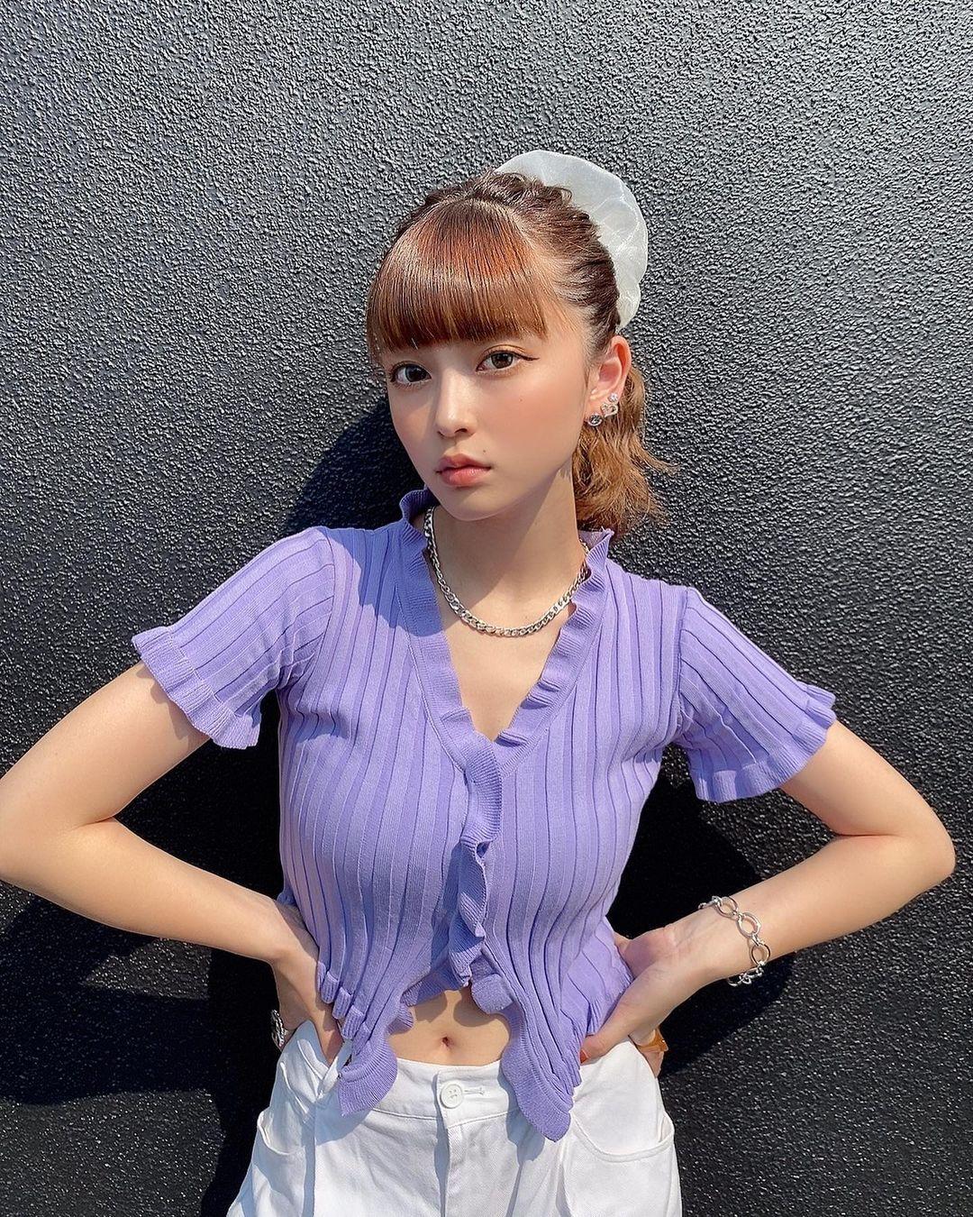 今年刚高中毕业 18 岁美少女樱井音乃身材整个无敌 网络美女 第28张