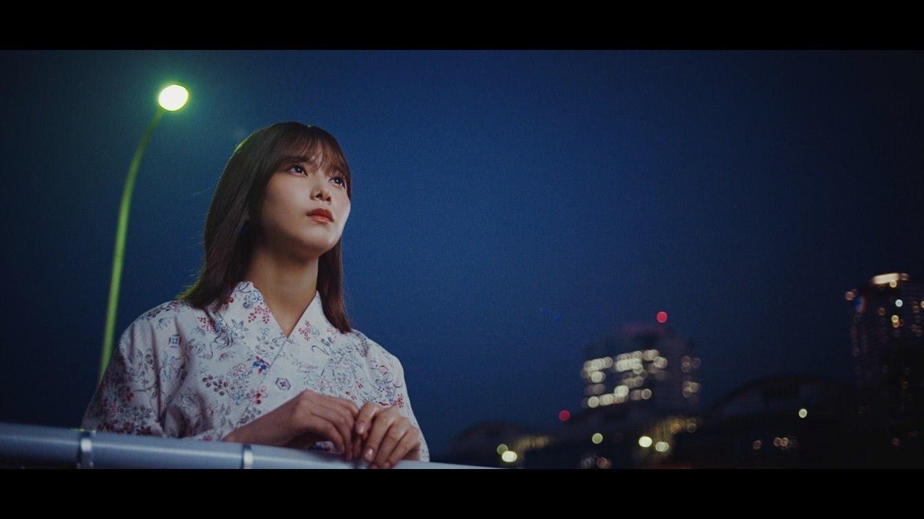樱坂46第三张单曲收录渡边理佐C位新歌『无言の宇宙』MV公开-itotii