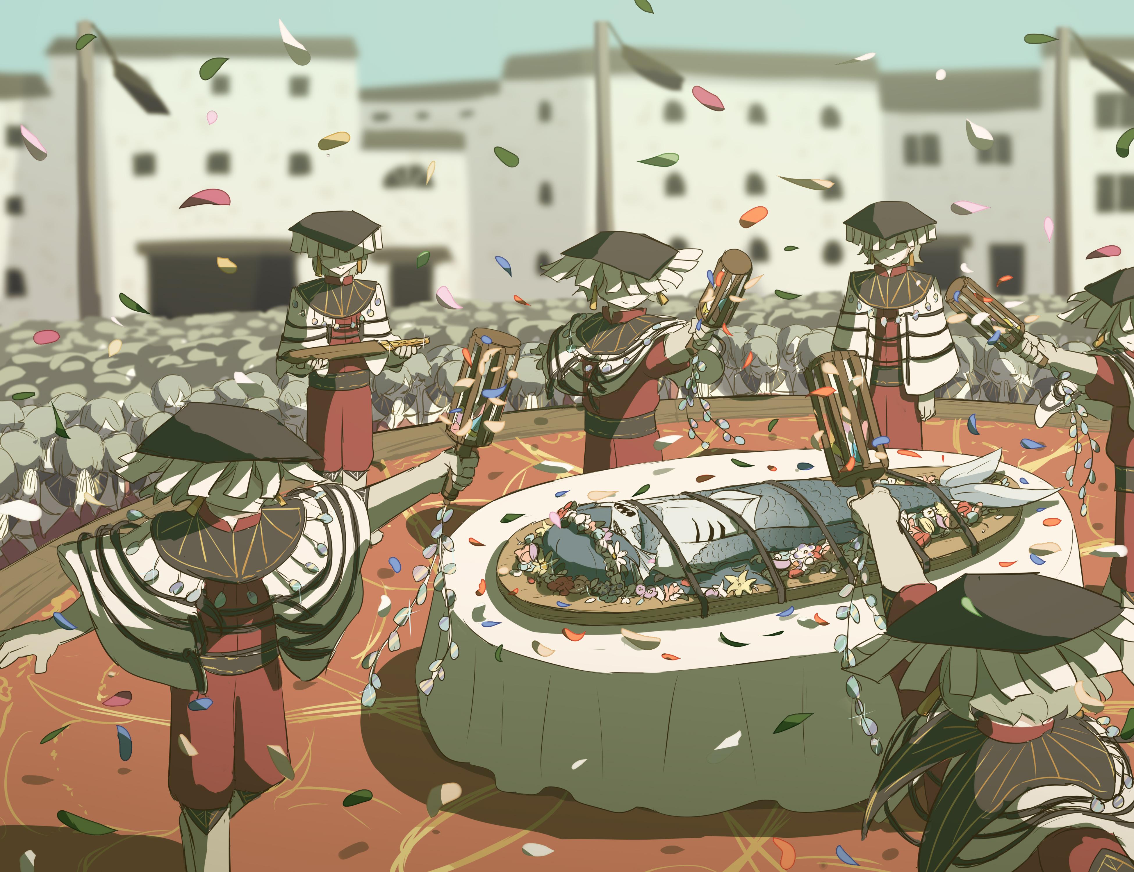 itotii-不死身の国
