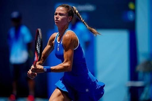 [东奥正妹]意大利网球女神小钢炮确定出战 超自律训练日常曝光 网络美女 第5张