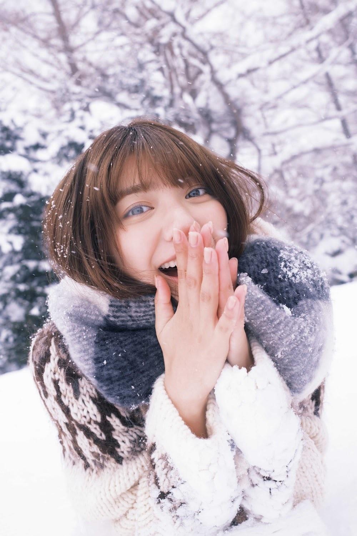 清纯美少女川津明日香日本知名模特儿兼女演员 网络美女 第8张