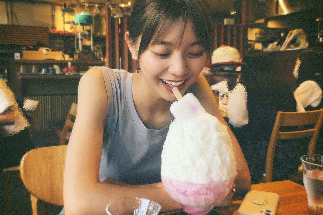 清纯美少女川津明日香日本知名模特儿兼女演员 网络美女 第6张