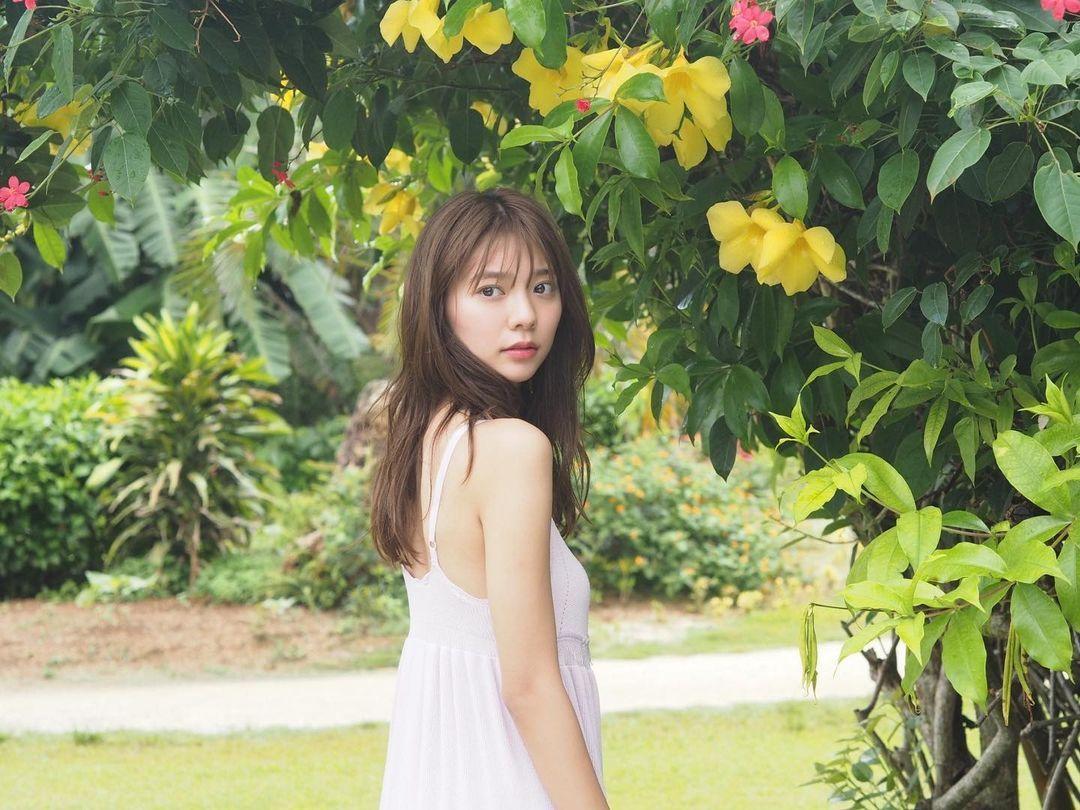 清纯美少女川津明日香日本知名模特儿兼女演员 网络美女 第13张