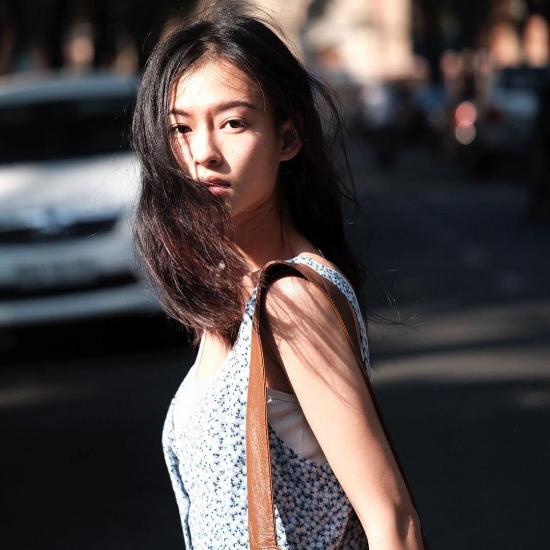 越南模特儿Minh Ha-喵喵女