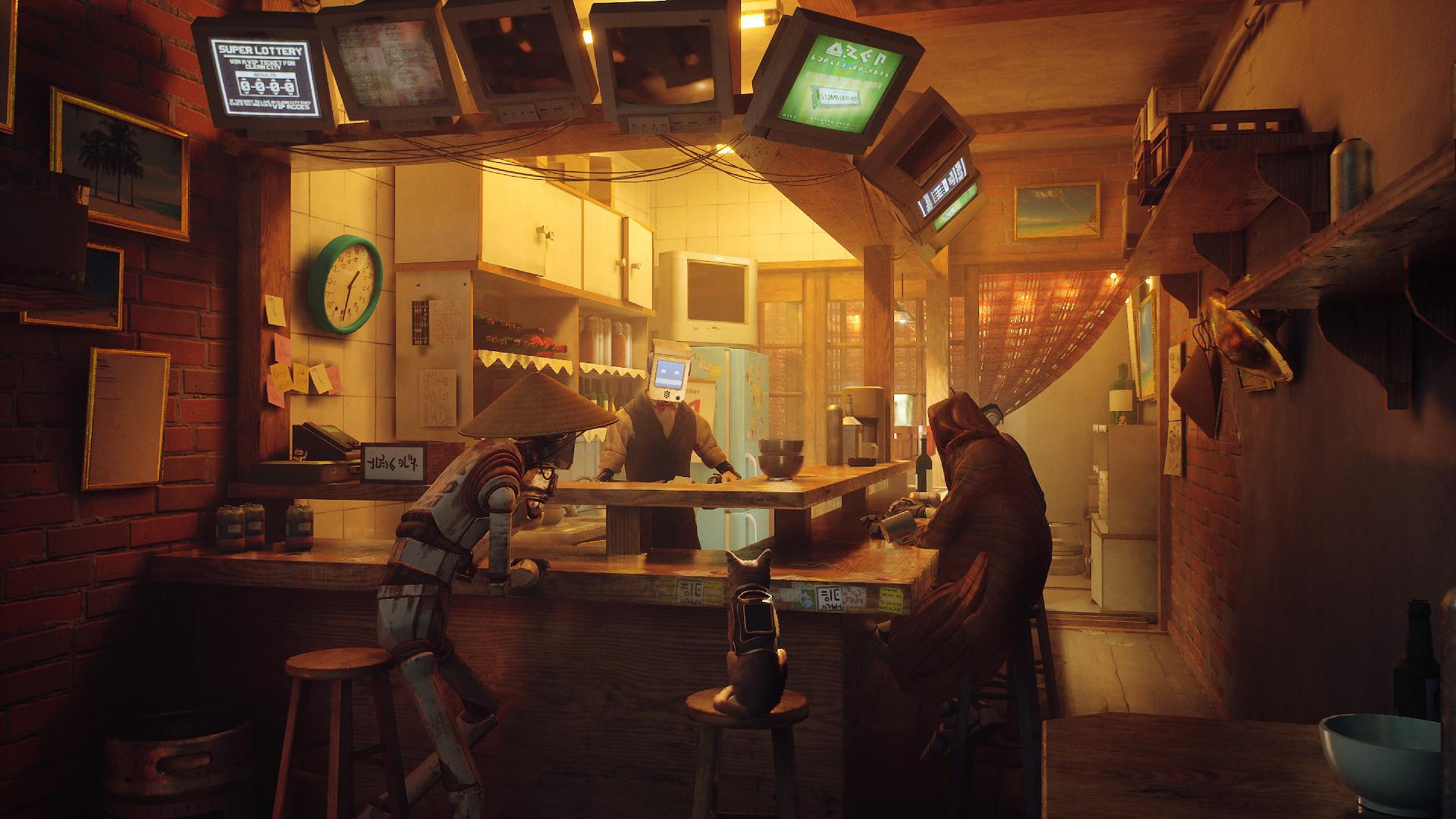 第三人称猫咪冒险游戏《迷失(Stray)》将于登陆PS5/Steam BlueTwelve Studio 游戏资讯 第1张