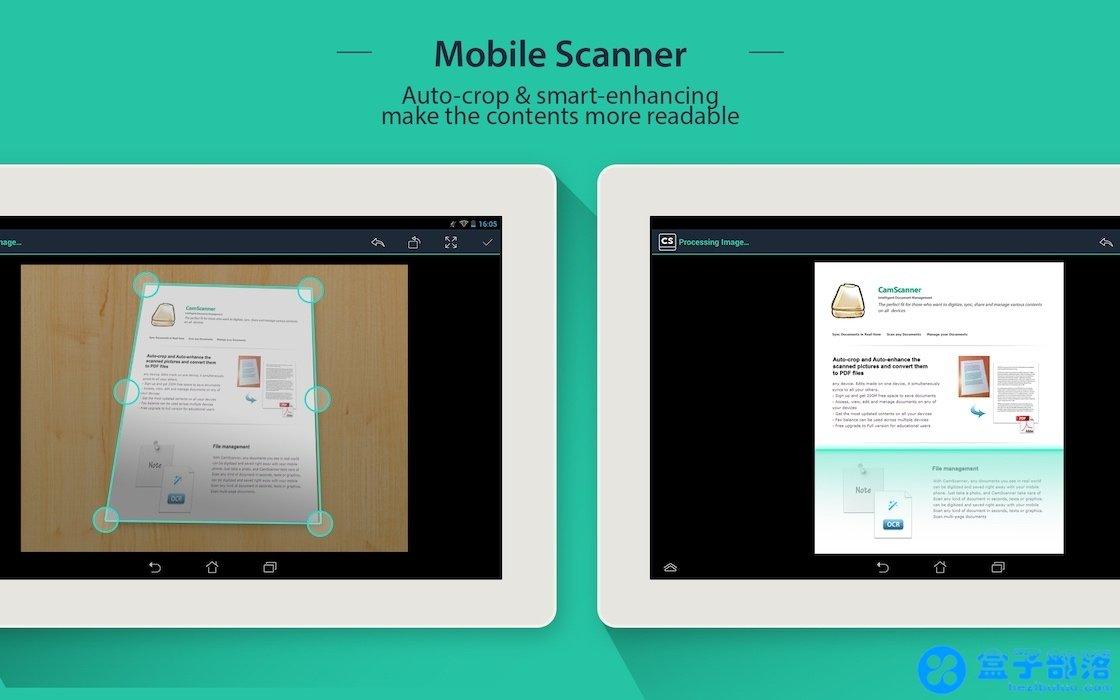 扫描全能王 CamScanner Pro v5.9.3 安卓高级会员中文直装版