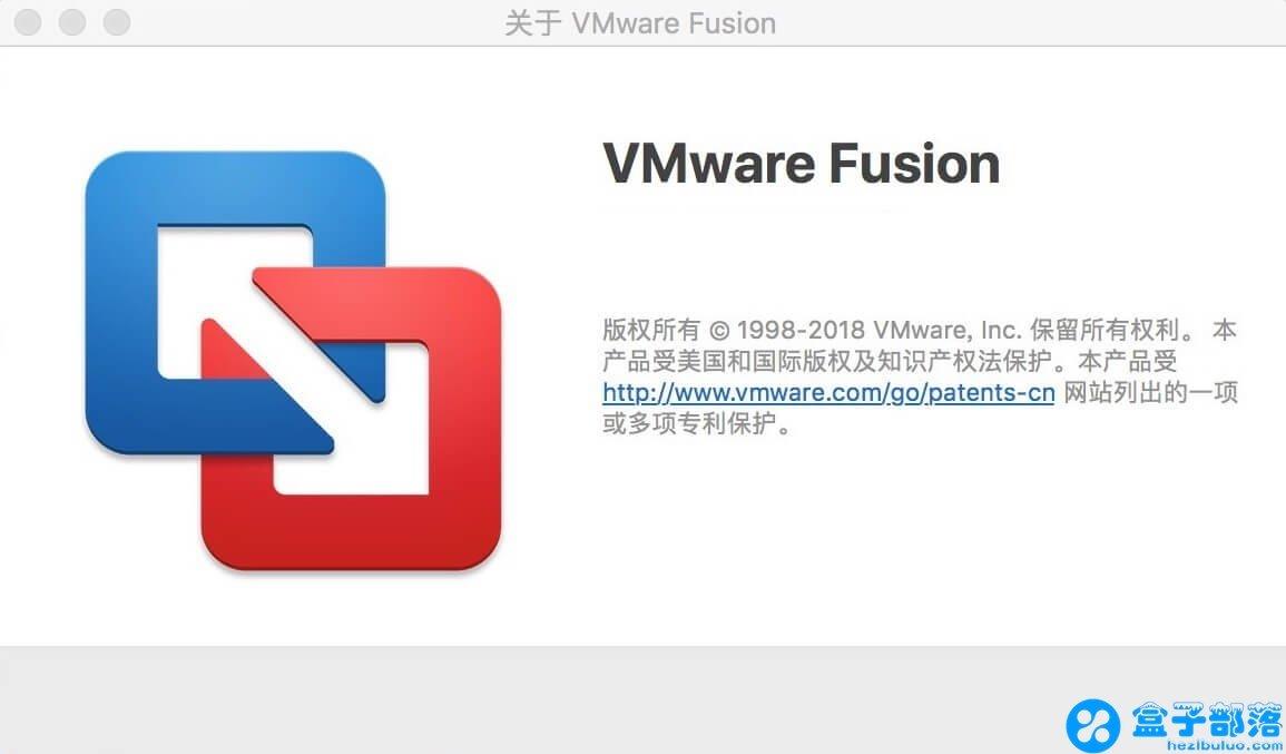 VMWare Fusion Pro 11 中文专业版 - 苹果 macOS 强大的虚拟机软件