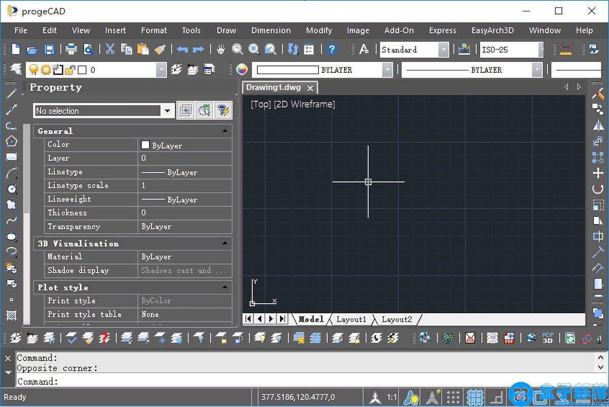 ProgeCAD Pro 2020 一款功能强大的3D图形设计工程绘图软件