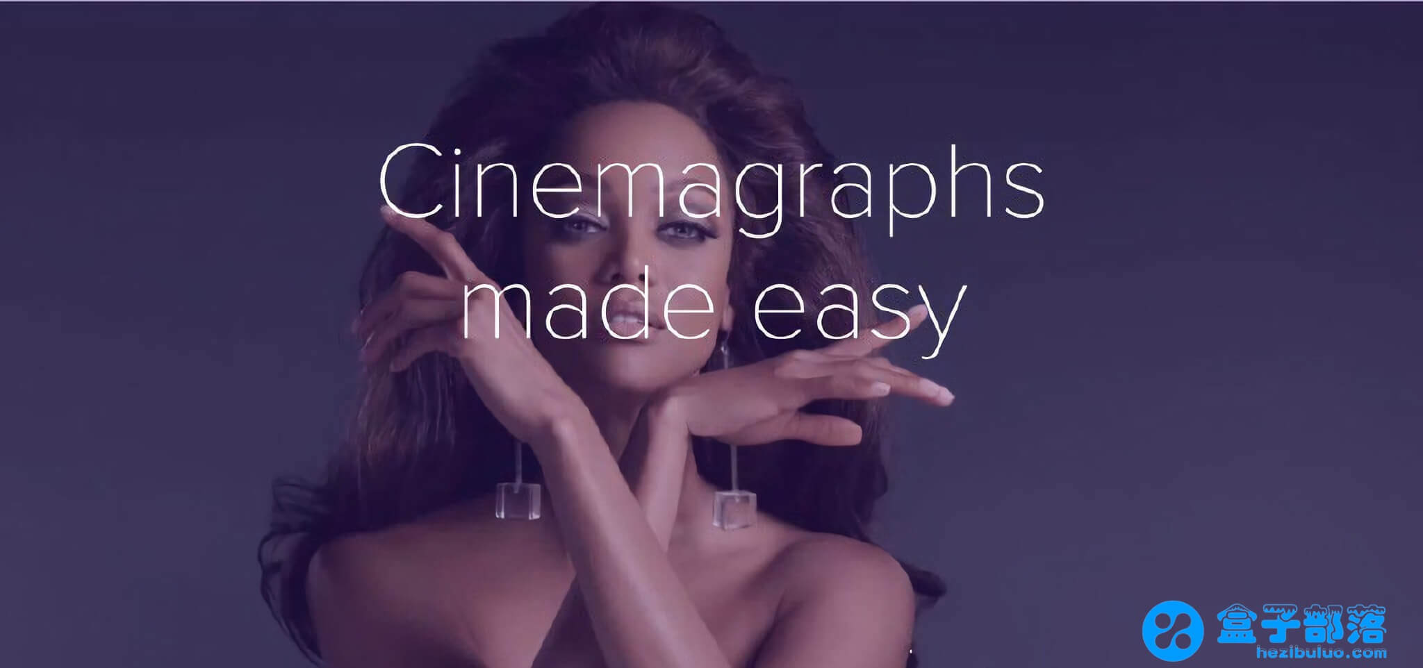 Cinemagraph Pro 2.6.1 一款专业的动态图片与视频制作工具