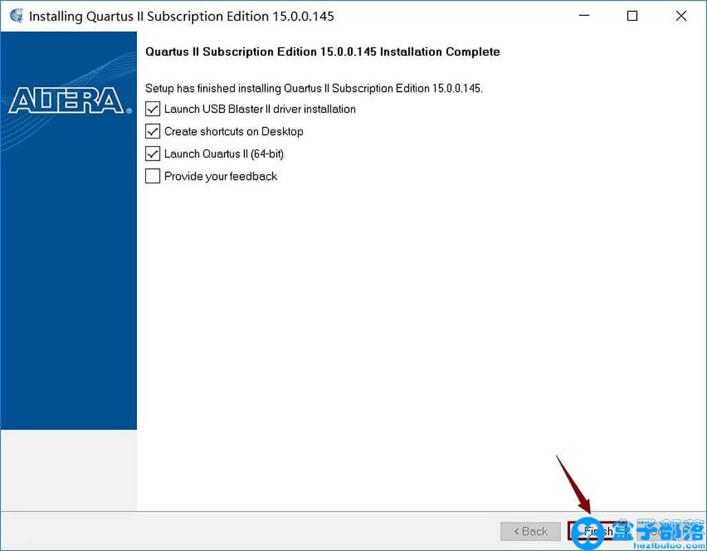 Quartus II 15.0 专业的PLD/FPGA开发软件