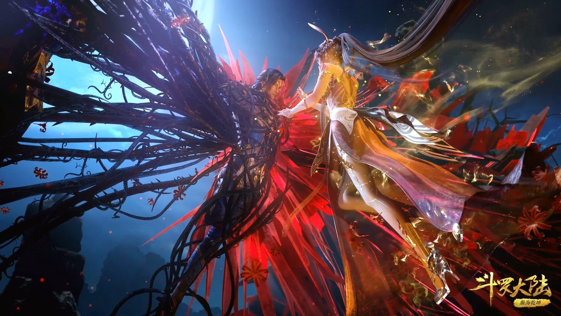 斗罗大陆:第134集 小舞献祭,一曲《不舍》诀别小舞