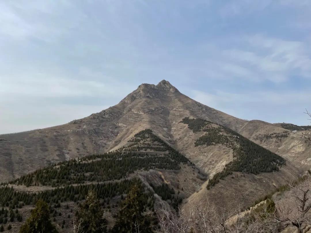 涨姿势九嵕山的图片 第3张