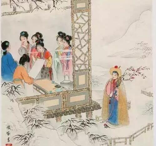 随便聊聊《儒林外史》的图片 第1张