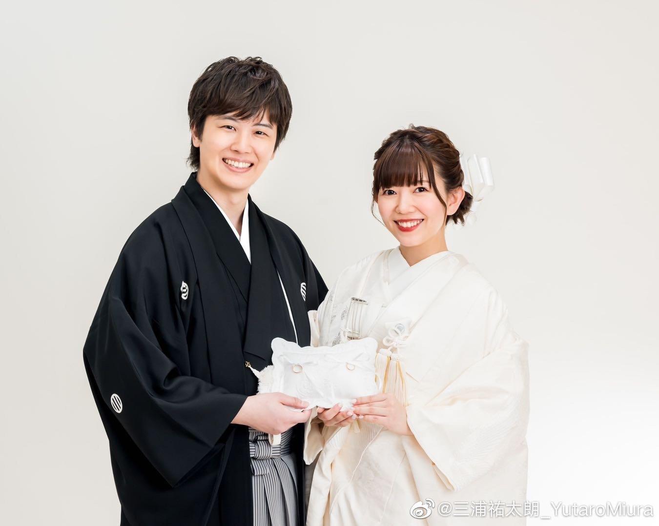 【资讯】恭喜!声优牧野由依与歌手三浦佑太郎宣布结婚