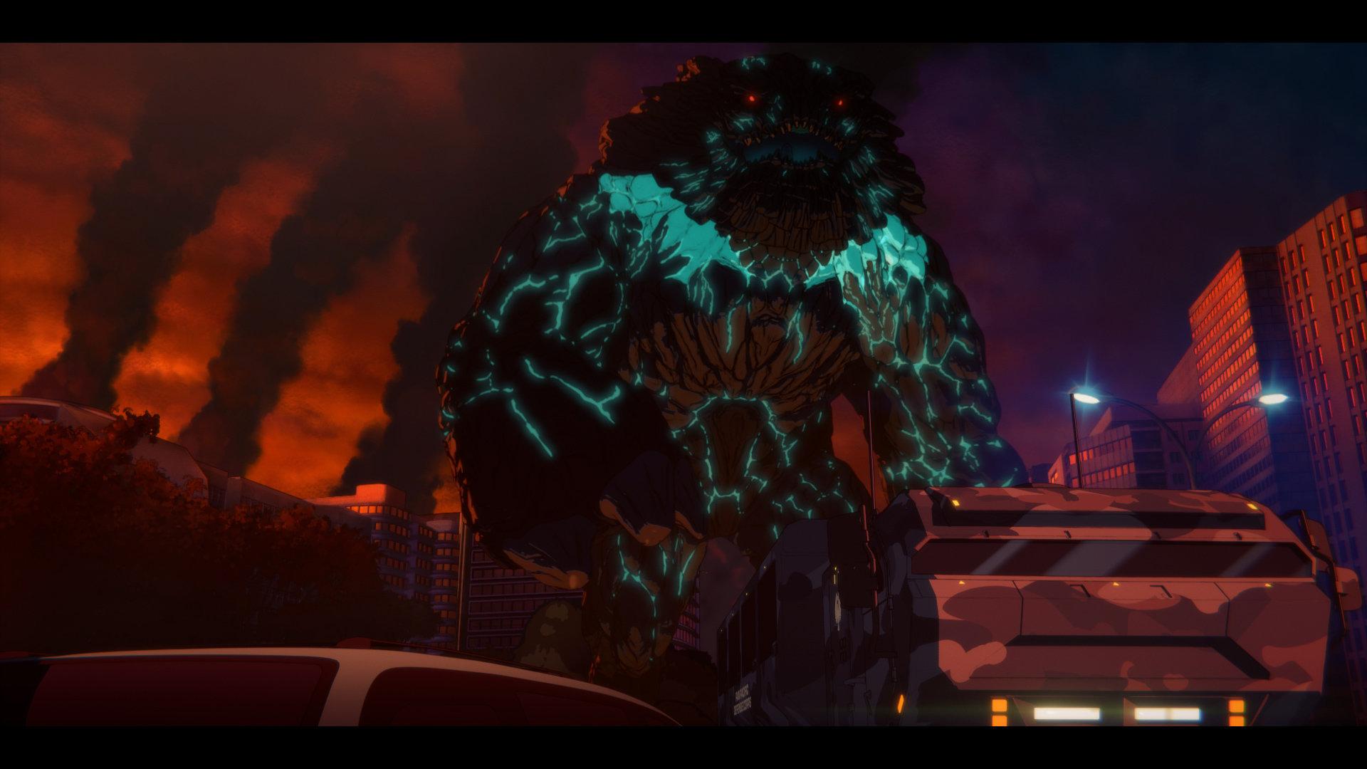 Netflix动画《环太平洋:暗黑大陆》先行图公开,2021年配信。 - ACG17.COM
