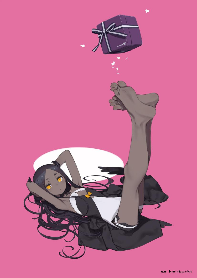P站精选&日本画师黑星紅白的插画作品-Zhaiuu.Com-宅尤尤