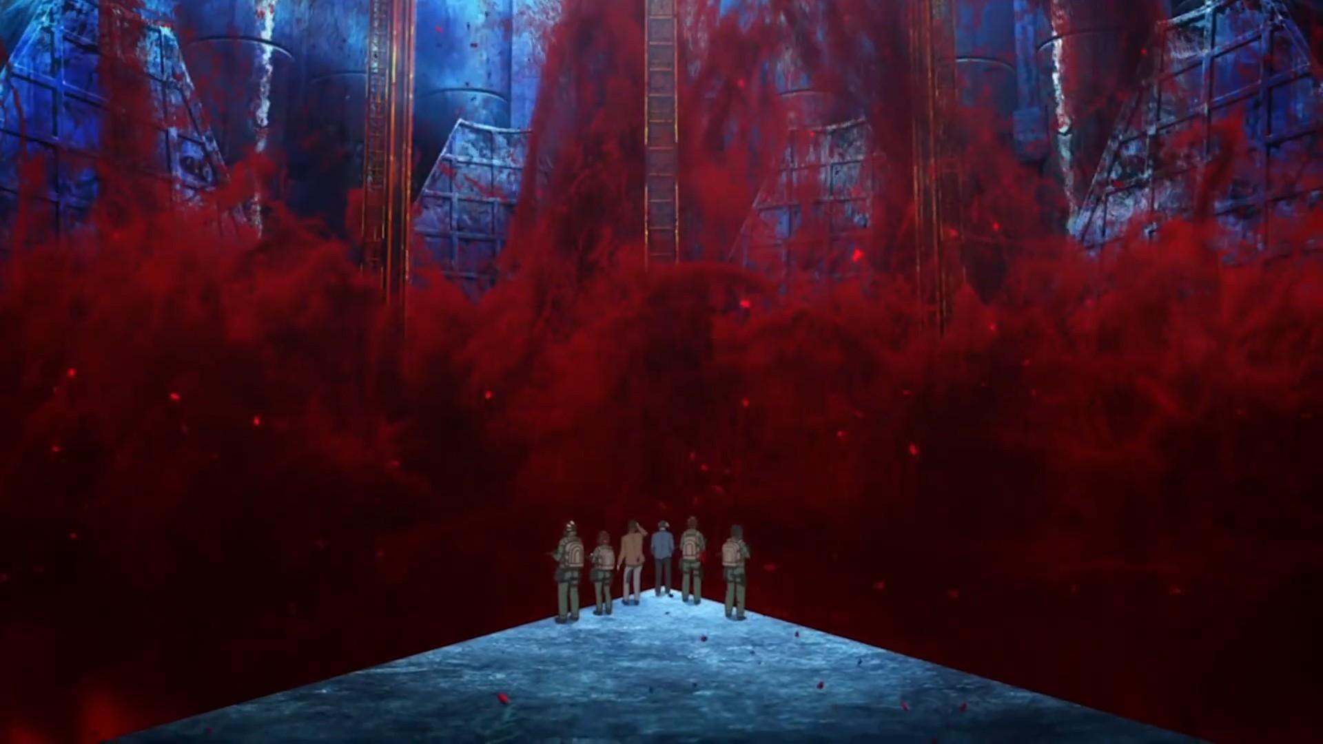 TV动画《哥斯拉:奇异点》第3弹PV公开,2021年4月1日正式开播-一起萌