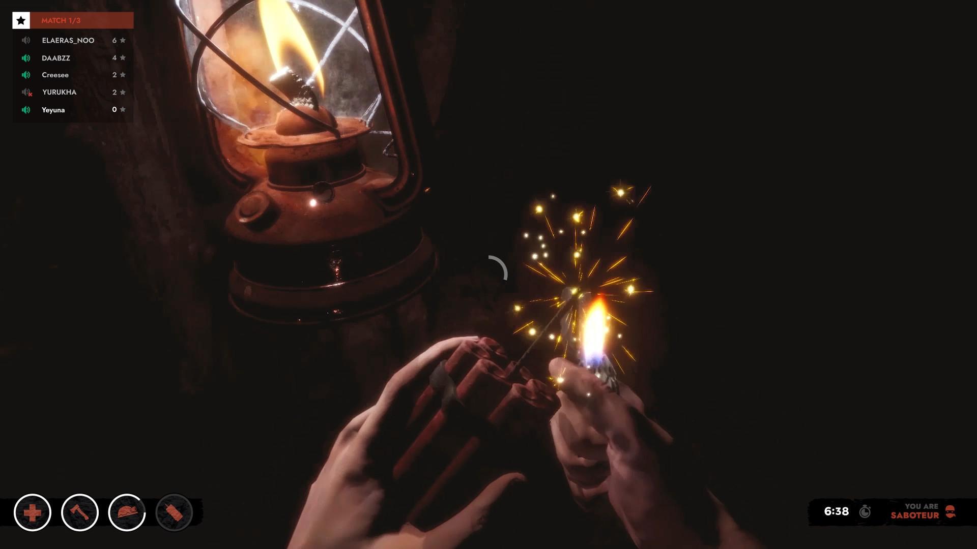 挖金矿狼人杀类游戏《The Sabotage》预计登陆Steam平台 Steam 游戏资讯 第5张
