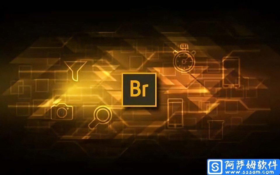 Adobe Bridge CC 2019 v9.1.0 中文直装特别版
