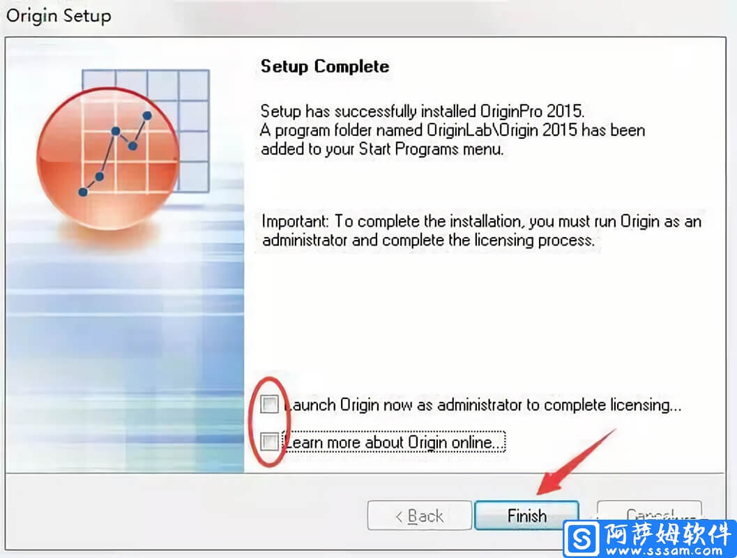 Origin 2015 科学绘图数据分析软件免费版