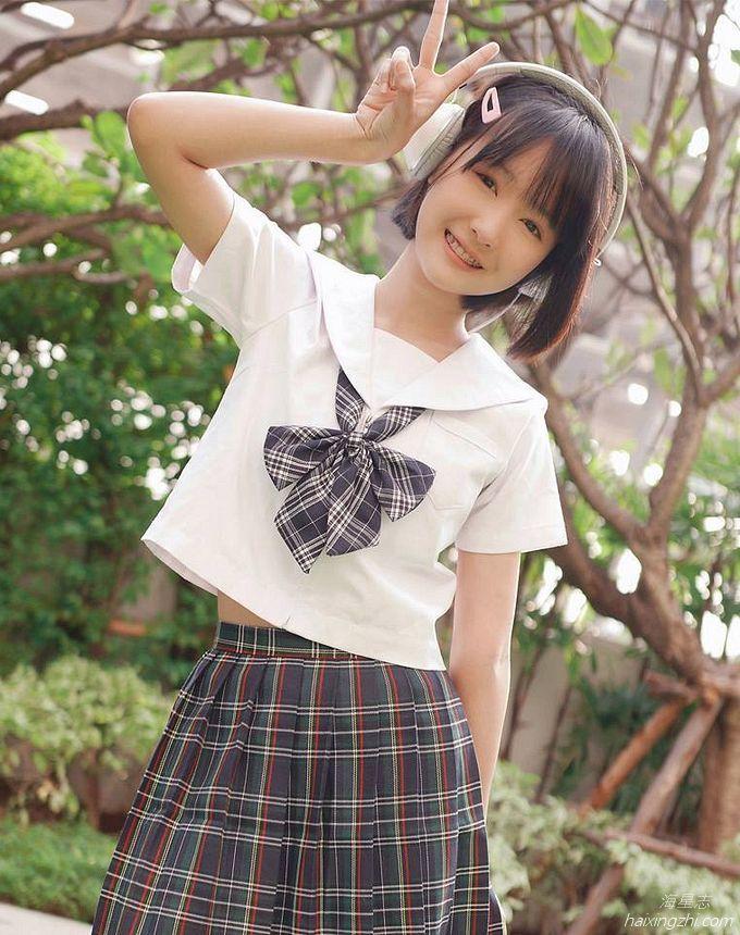 泰国超人气牙套美少女Mintra Dingdong_3