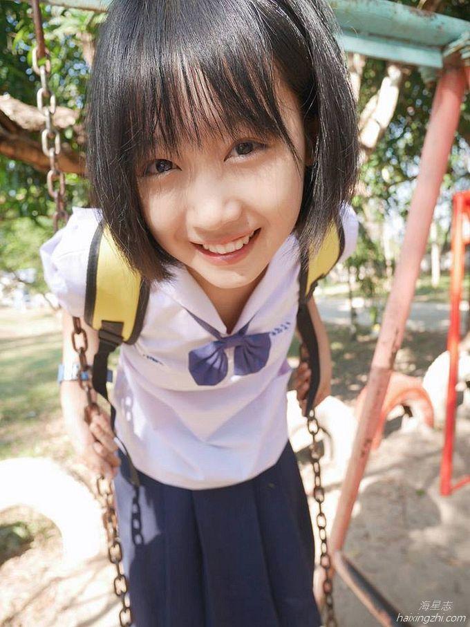 泰国超人气牙套美少女Mintra Dingdong_8