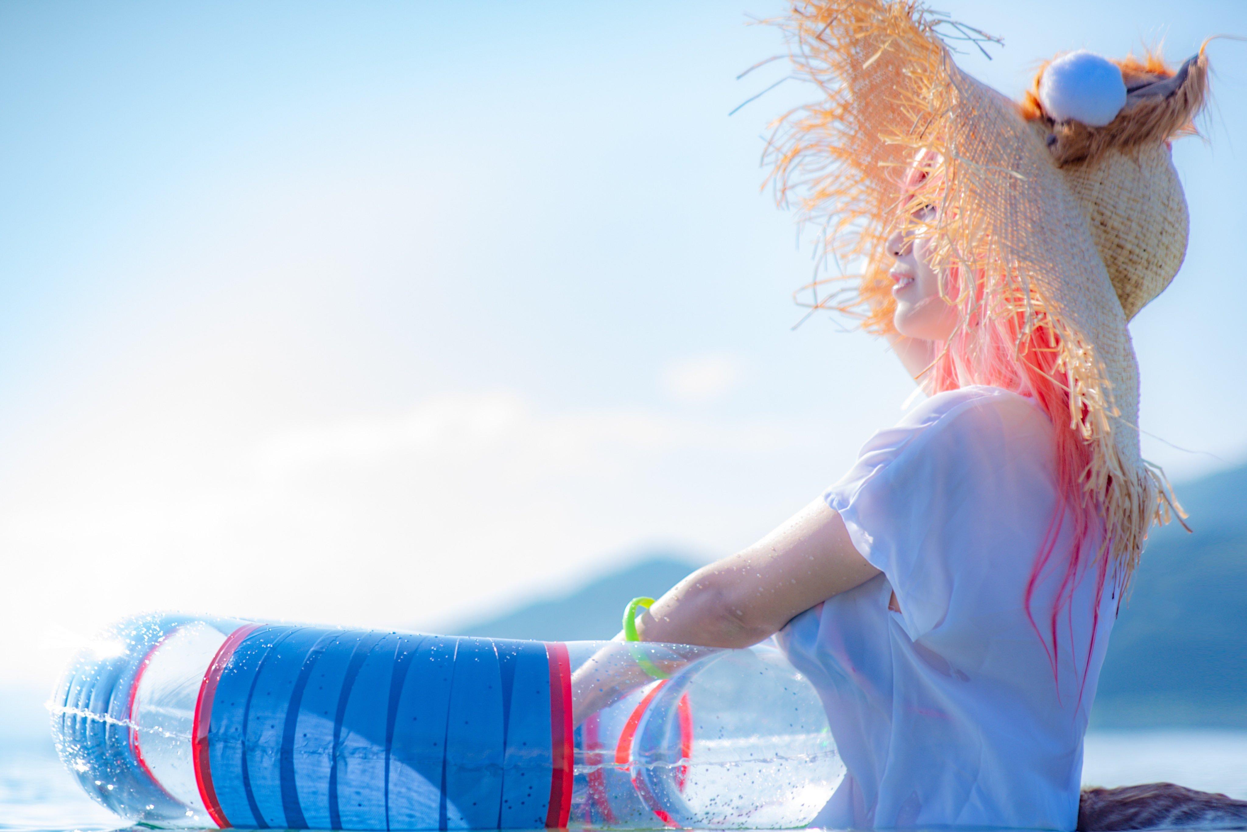 千年狐妖海边水着 JK少女教室白丝-COS精选二百五十四弹 动漫漫画 第24张