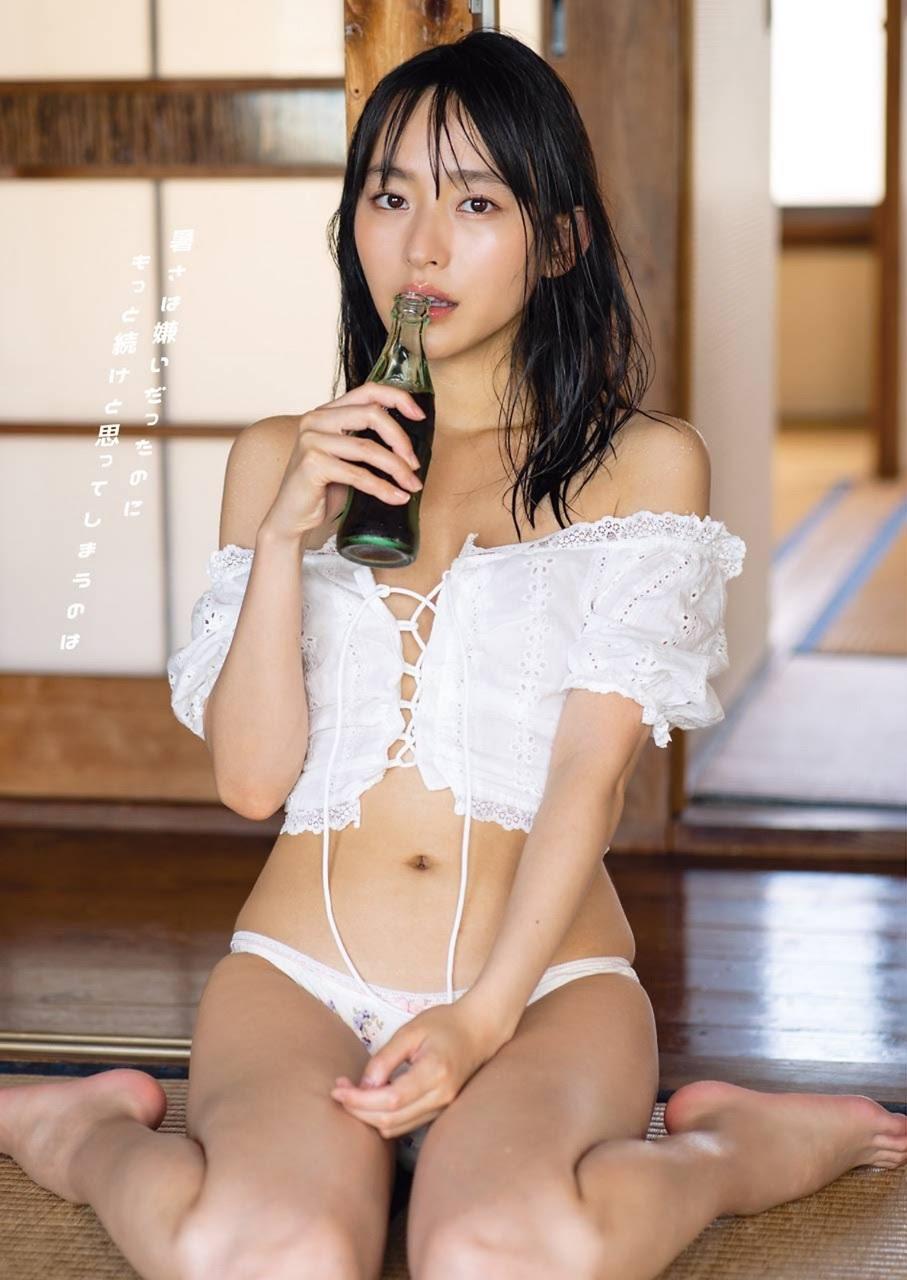 高崎かなみ Shar Lie-YOUNG GANGAN2021年第十七期 高清套图 第11张