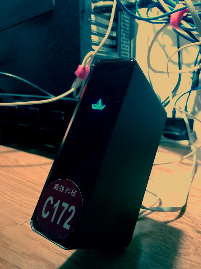绝育母鸡 玩客云 USB2.0