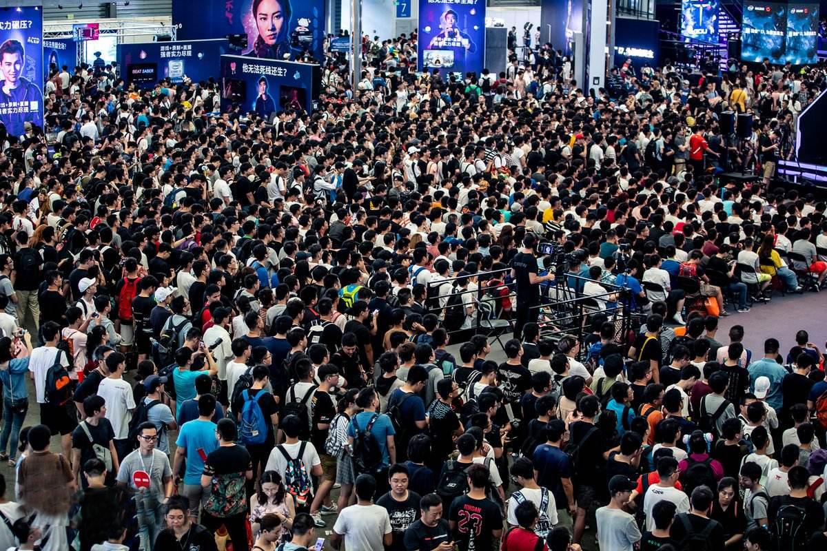 万代南梦宫上海 CHINA JOY图片2