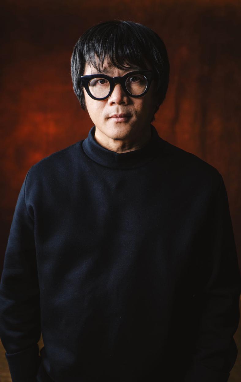 摩登天空创始人兼首席执行官 沈黎晖