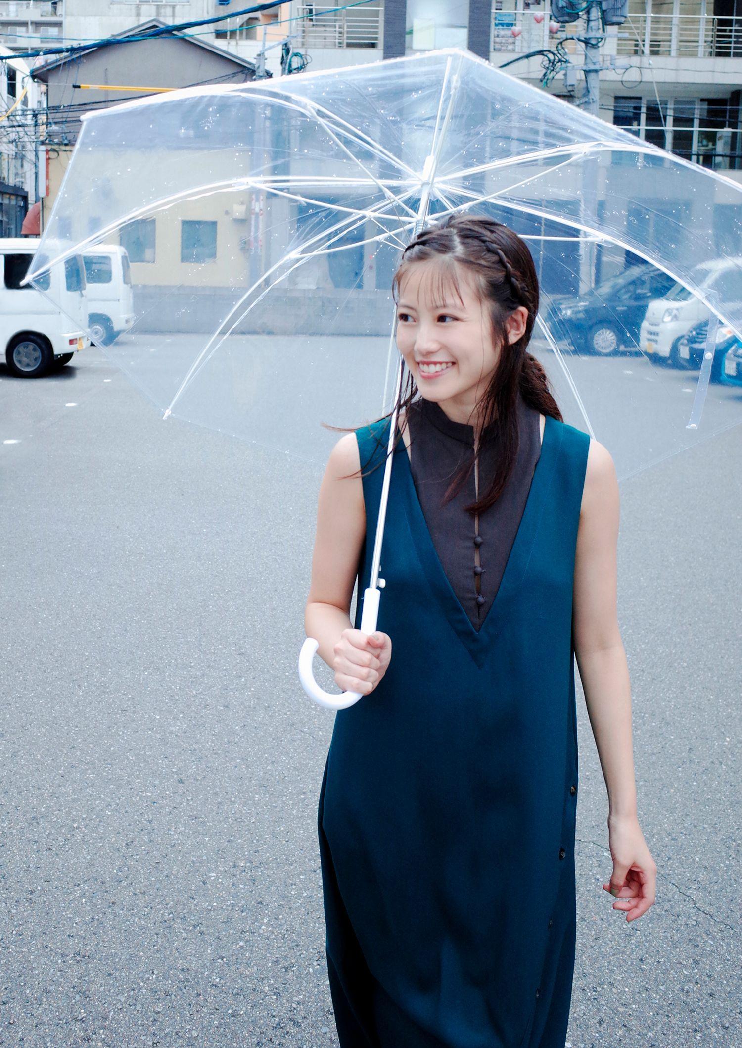 今田美樱Weekly Playboy写真集「スタミナ」 养眼图片 第21张