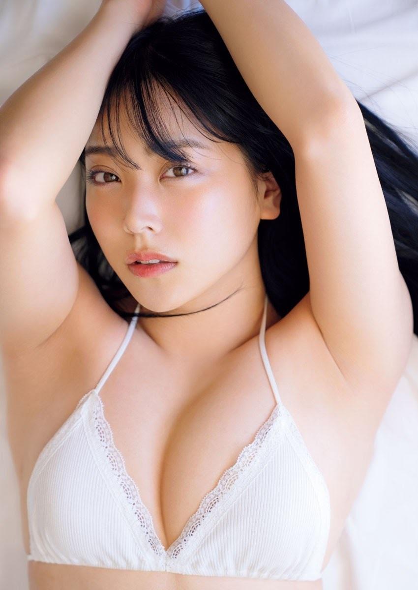 白间美瑠-WEEKLY BIG COMIC SPIRITS 2021年第二十八期  高清套图 第15张