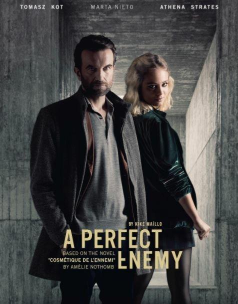 电影《完美敌人》为了追求完美往往可以不择手段
