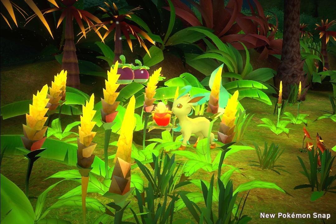 游戏《New宝可梦随乐拍》通过偷拍来发现你身边最呆萌可爱的宝贝 (3)