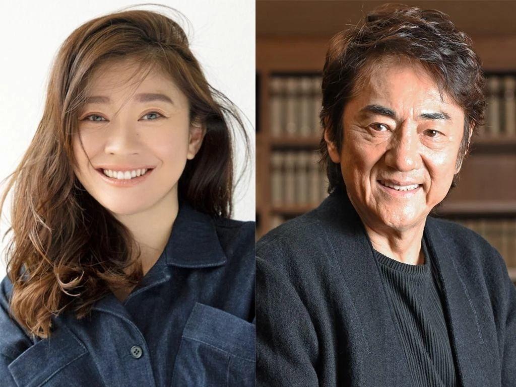 筱原凉子和市村正亲离婚之后孩子的抚养权交给男方而被大家吐槽 (1)