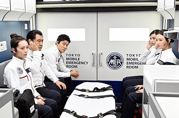 具有娱乐性的急救医疗剧《TOKYO MER~奔跑紧急救命室~》稳坐本季收视冠军 (3)
