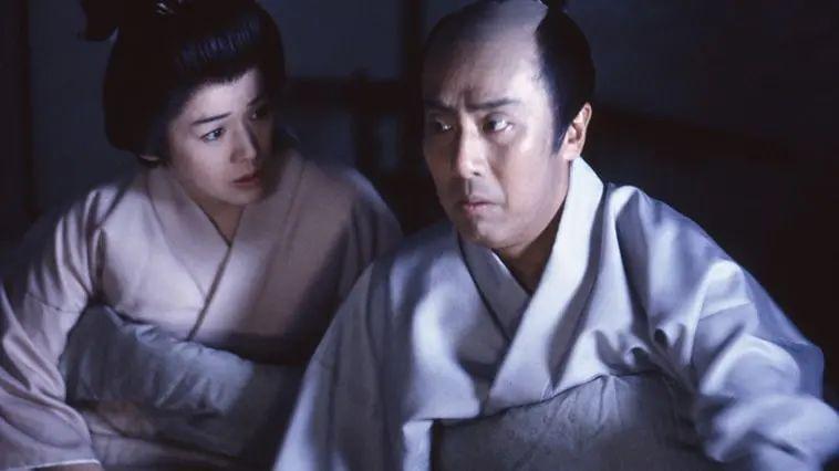 日本国宝级艺人大竹忍传奇一身不仅体现遵从内心去生活的决心还可窥见女性身上的韧劲 (4)