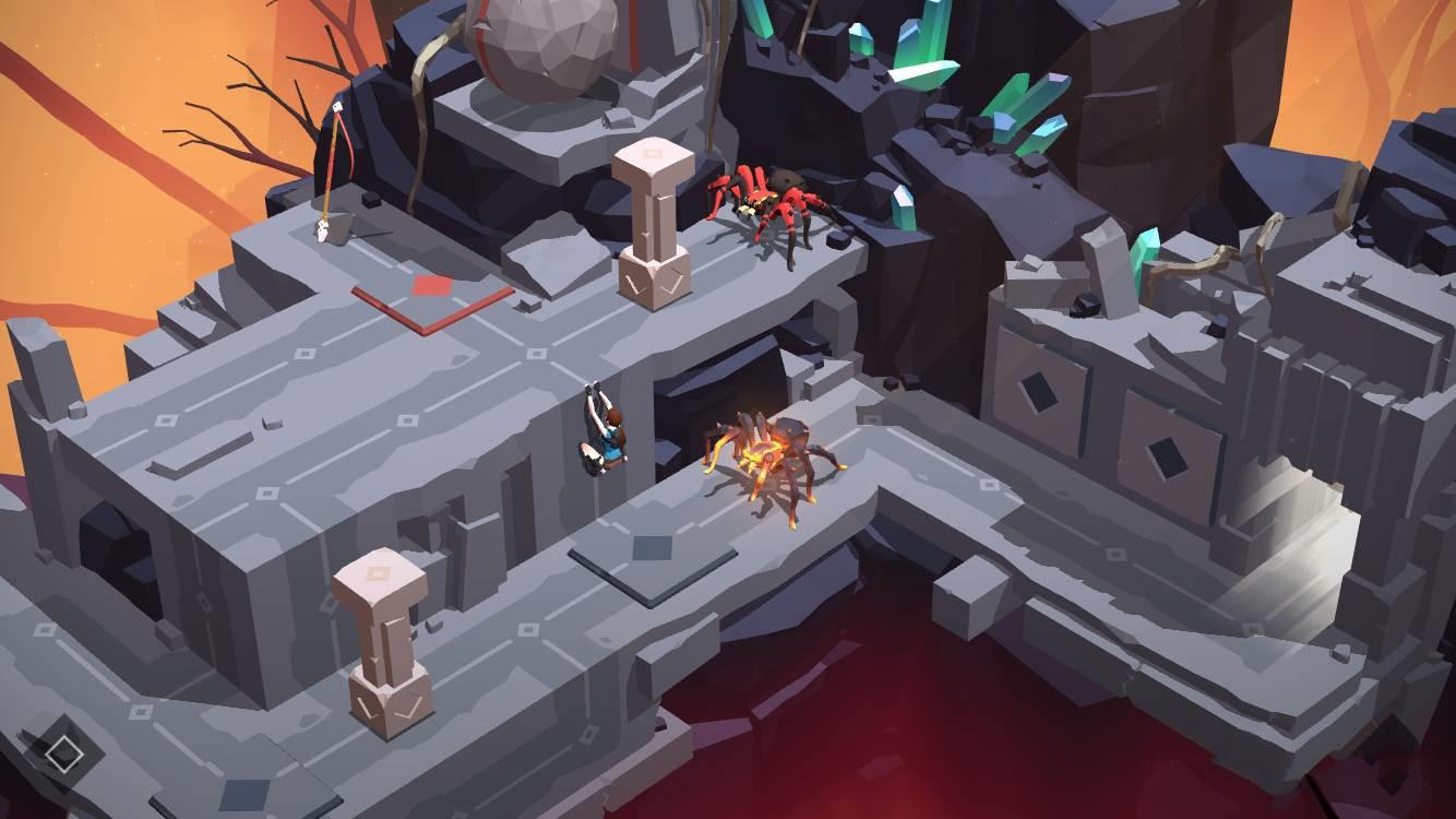 游戏《Lara croft Go》古墓迷宫探险闯关充满震撼和挑战 (3)