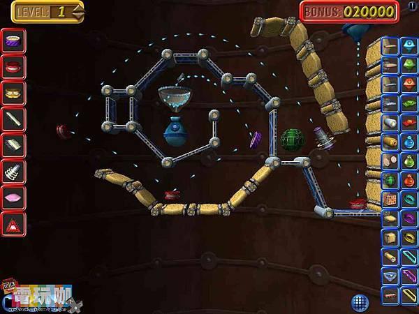 无敌动脑游戏《Enigmo Deluxe》史上最强绝对让你伤透脑筋 (7)