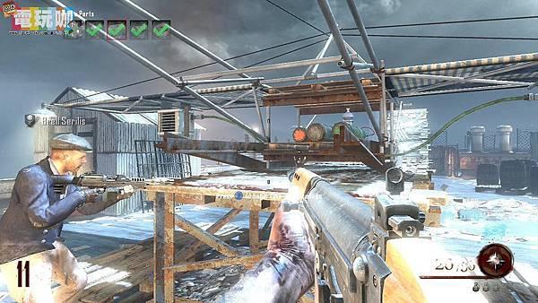 游戏《决胜时刻:黑色行动2》第二波DLC各种模式尝鲜体验分享 (13)
