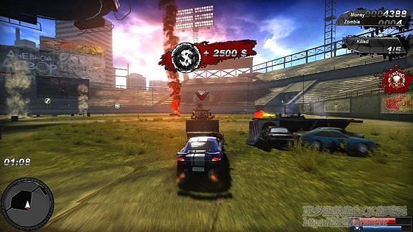 游戏《Armageddon Riders》带你轧上尸乐园PSN PLUS免费下载玩 (18)
