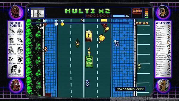 游戏《Retro City Rampage》让重回经典向骨灰级游戏致敬的体验保证有趣 (12)