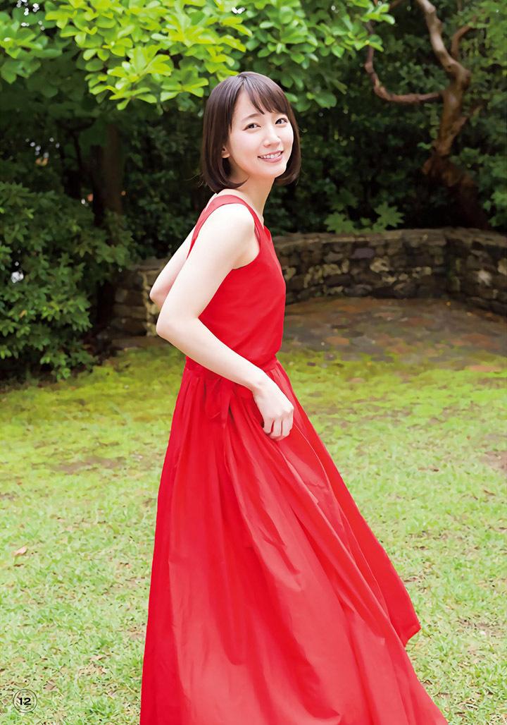 吉冈里帆再次出现在花花公子时尚杂志彰显自己性感可爱的写真作品 (31)