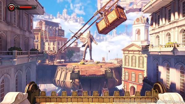 游戏《生化奇兵:无限之城》亲身体会的破关心得分享剧情无雷 (3)