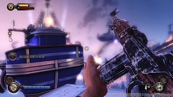 游戏《生化奇兵:无限之城》亲身体会的破关心得分享剧情无雷 (12)