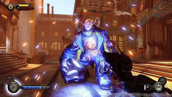 游戏《生化奇兵:无限之城》亲身体会的破关心得分享剧情无雷 (14)